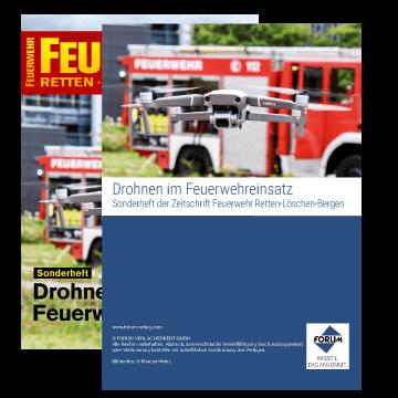 Drohnen im Feuerwehreinsatz