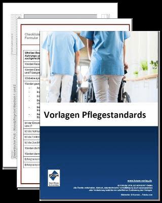 Checklisten und Vorlagen Pflege- und Expertenstandards