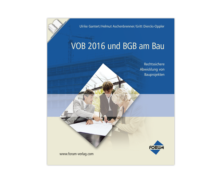 VOB 2016 und BGB am Bau