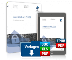 Datenschutz 2019