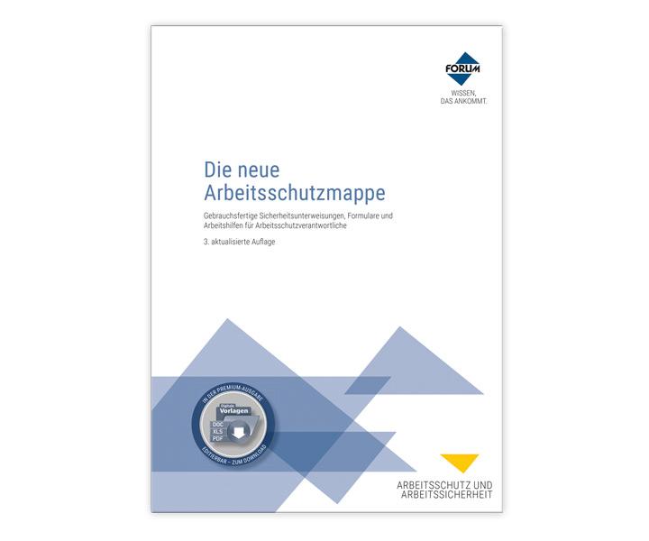 Die neue Arbeitsschutzmappe (Gesundheitswesen)