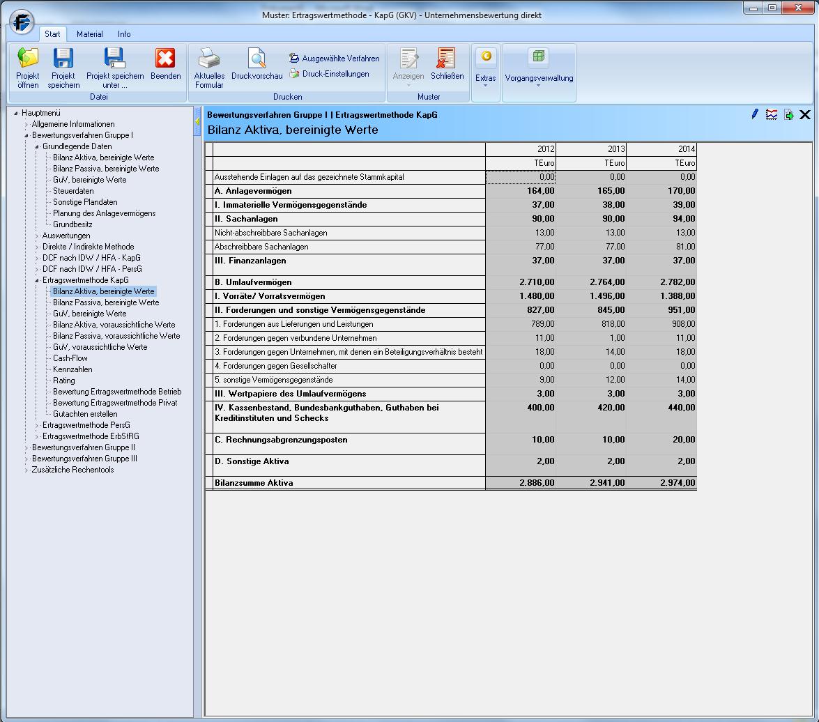 Software Unternehmensbewertung_Bewertungsverfahren-wahlen