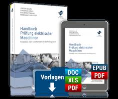 Handbuch Prüfung elektrischer Maschinen