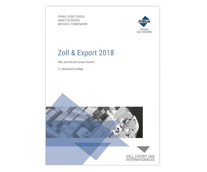 Zoll & Export 2018