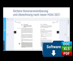 Sichere Honorarvereinbarung und Abrechnung nach neuer HOAI 2021
