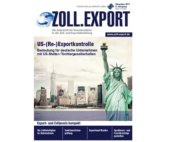 Zoll.Export