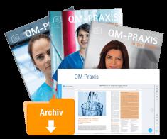 QM-PRAXIS in der Pflege inklusive Hygiene aktuell