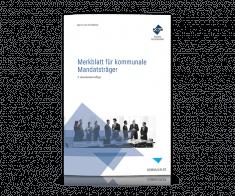 Merkblatt für kommunale Mandatsträger