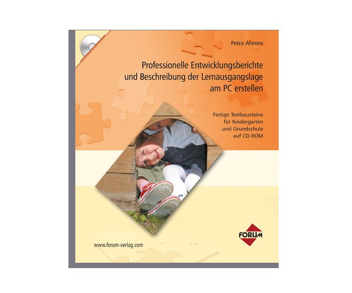 Professionelle Entwicklungsberichte und Beschreibung der Lernausgangslage am PC erstellen