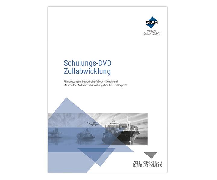 Schulungs-DVD: Zollabwicklung