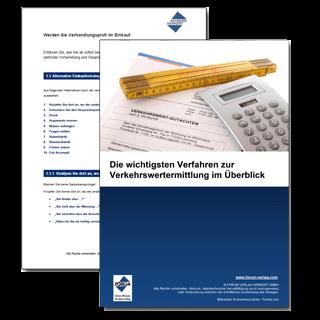 Gratis Fachartikel über den Verkehrswert und die wichtigsten Wertermittlungsverfahren
