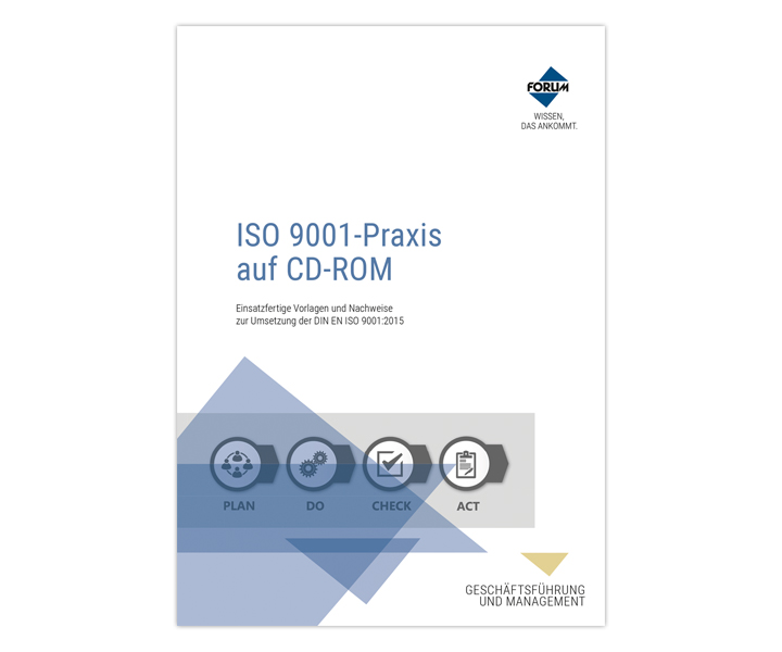 ISO 9001-Praxis