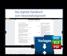Das digitale Handbuch zum Veranstaltungsrecht