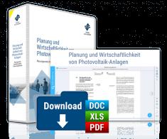 Handbuch Planung und Wirtschaftlichkeit von Photovoltaik-Anlagen