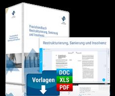 Praxishandbuch Restrukturierung, Sanierung und Insolvenz