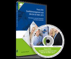 Praxis-DVD Qualitätsmanagement nach DIN EN ISO 9001:2015