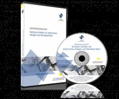 Unterweisungs-DVD: Sicheres Arbeiten mit elektrischen Anlagen und Betriebsmitteln