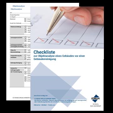 Checkliste zur