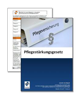 Gratis-Merkblätter zum Pflegestärkungsgesetz II