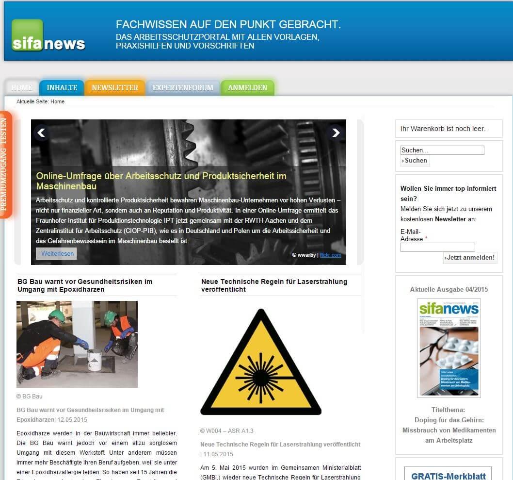 sifa-news.de