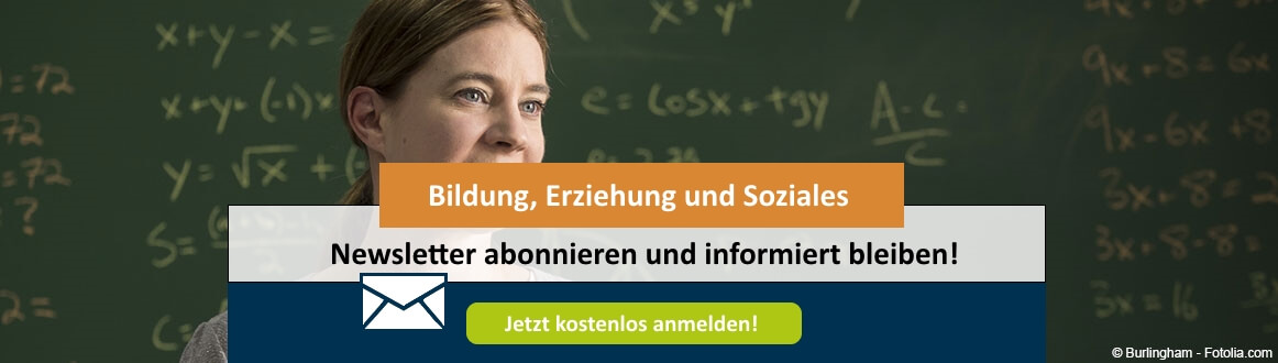 Bildung, Erziehung und Soziales