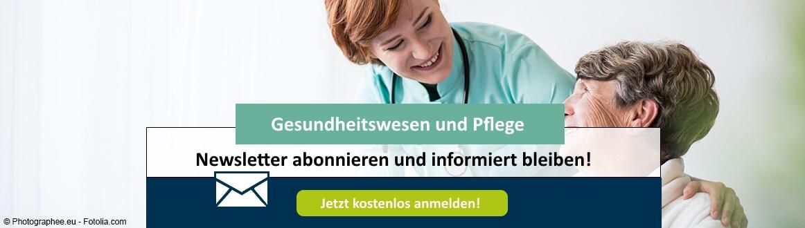 Gesundheitswesen und Pflege