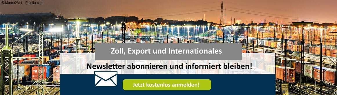 Zoll, Export und Internationales