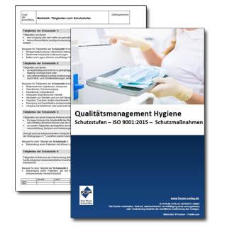 Gratis-Checklisten und Fachartikel zum Thema Qualitätsmanagement Hygiene