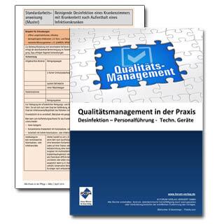 Gratis-Checklisten und Fachartikel zum Thema Qualitätsmanagement in der Praxis