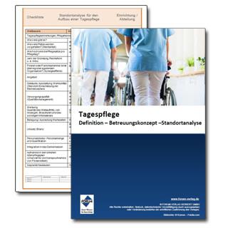 Gratis-Vorlagen und Fachartikel zum Thema Tagespflege Gründung & Aufbau