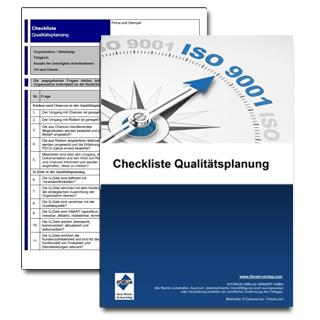 Gratis-Checkliste zu den Qualitätszielen