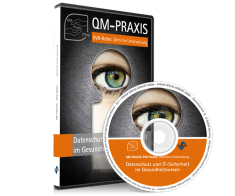 PRAXIS-DVD Datenschutz und IT-Sicherheit im Gesundheitswesen
