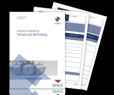 Digitale Vorlagensammlung Flexible Arbeitsmodelle