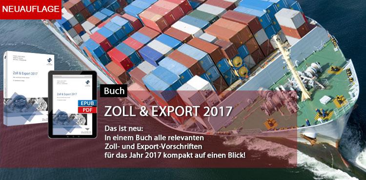Zoll & Export 2017