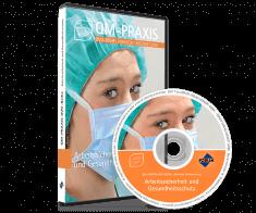 Unterweisungs-DVD Arbeitssicherheit und Gesundheitsschutz