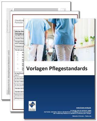 Gratis-Checklisten und Vorlagen Pflege- und Expertenstandards
