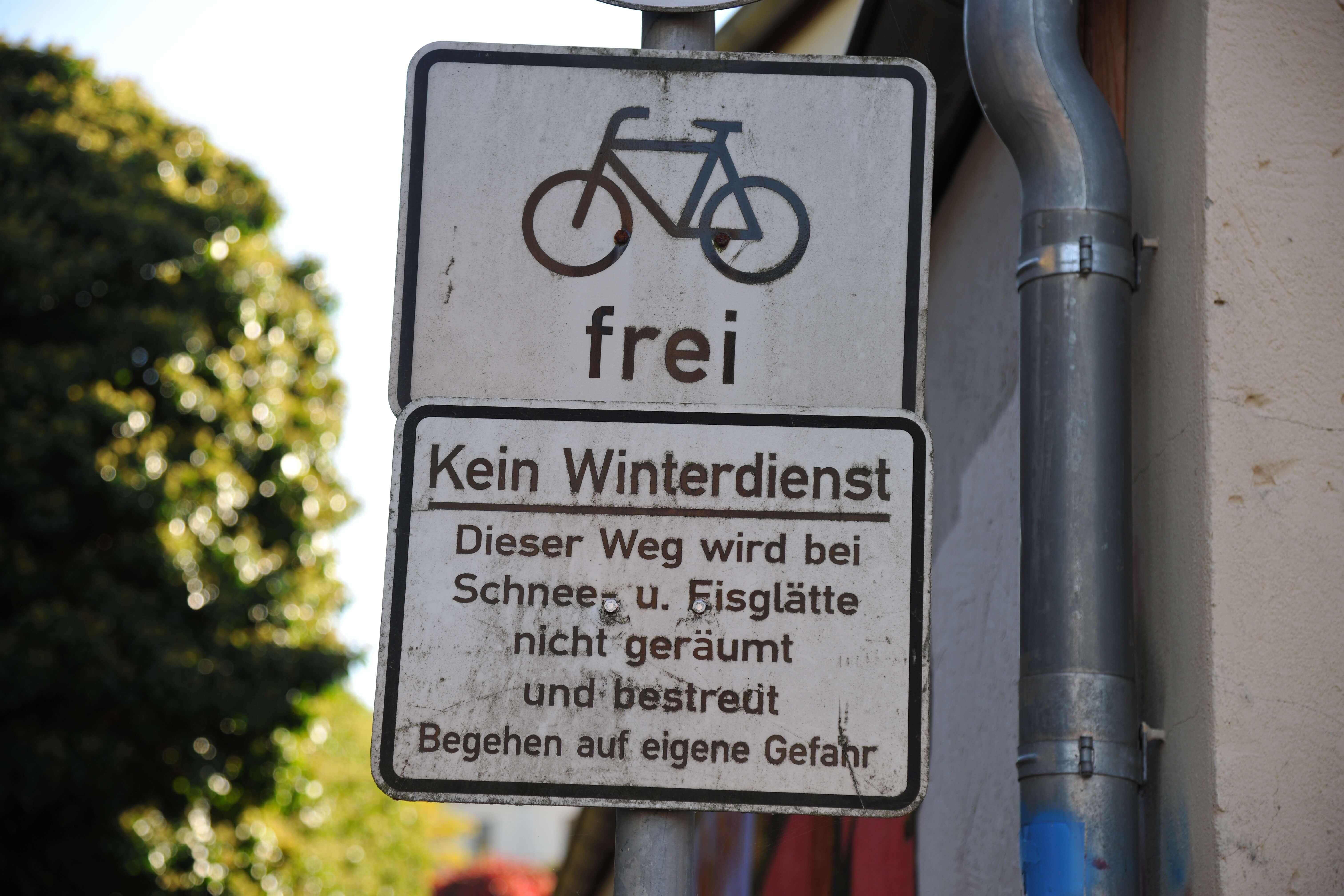 Kein-Winterdienst-Radweg-Forum-Verlag-Herkert-GmbH
