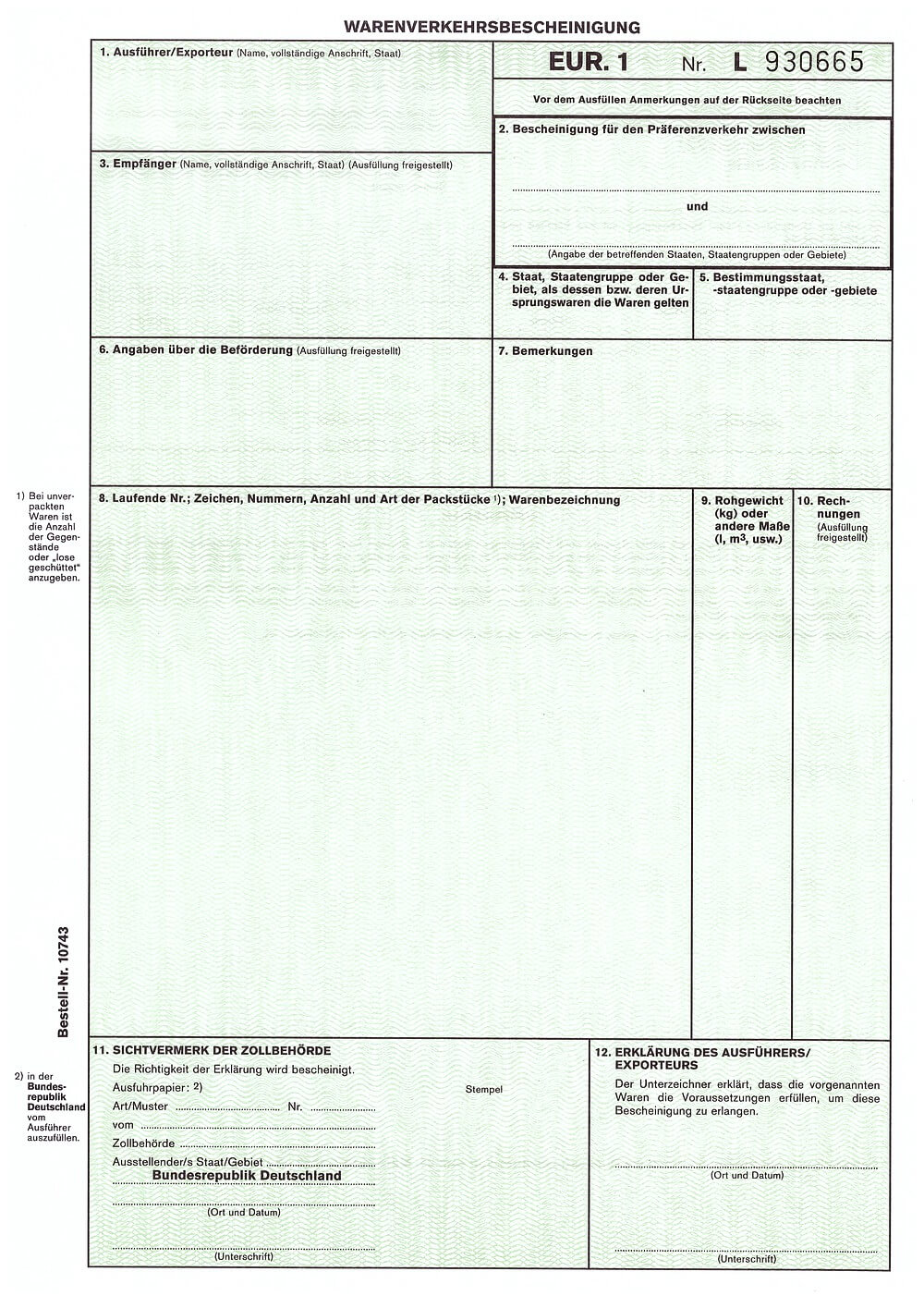 Warenverkehrsbescheinigung-EUR-1-Vorn-Forum-Verlag-Herkert-GmbH