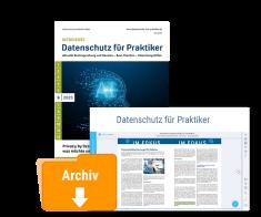 Infodienst Datenschutz für Praktiker
