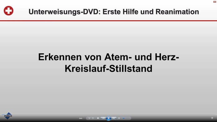 Trailer PRAXIS-DVD Erste Hilfe und Reanimation