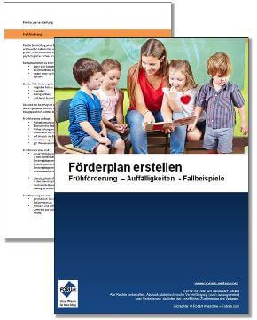 Gratis-Vorlage für Förderpläne in Kitas und Grundschulen