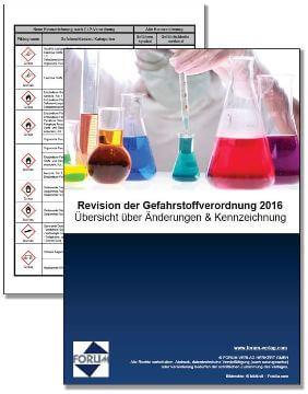 Neue Kennzeichnung CLP/GHS - Gefahrenpiktogramme